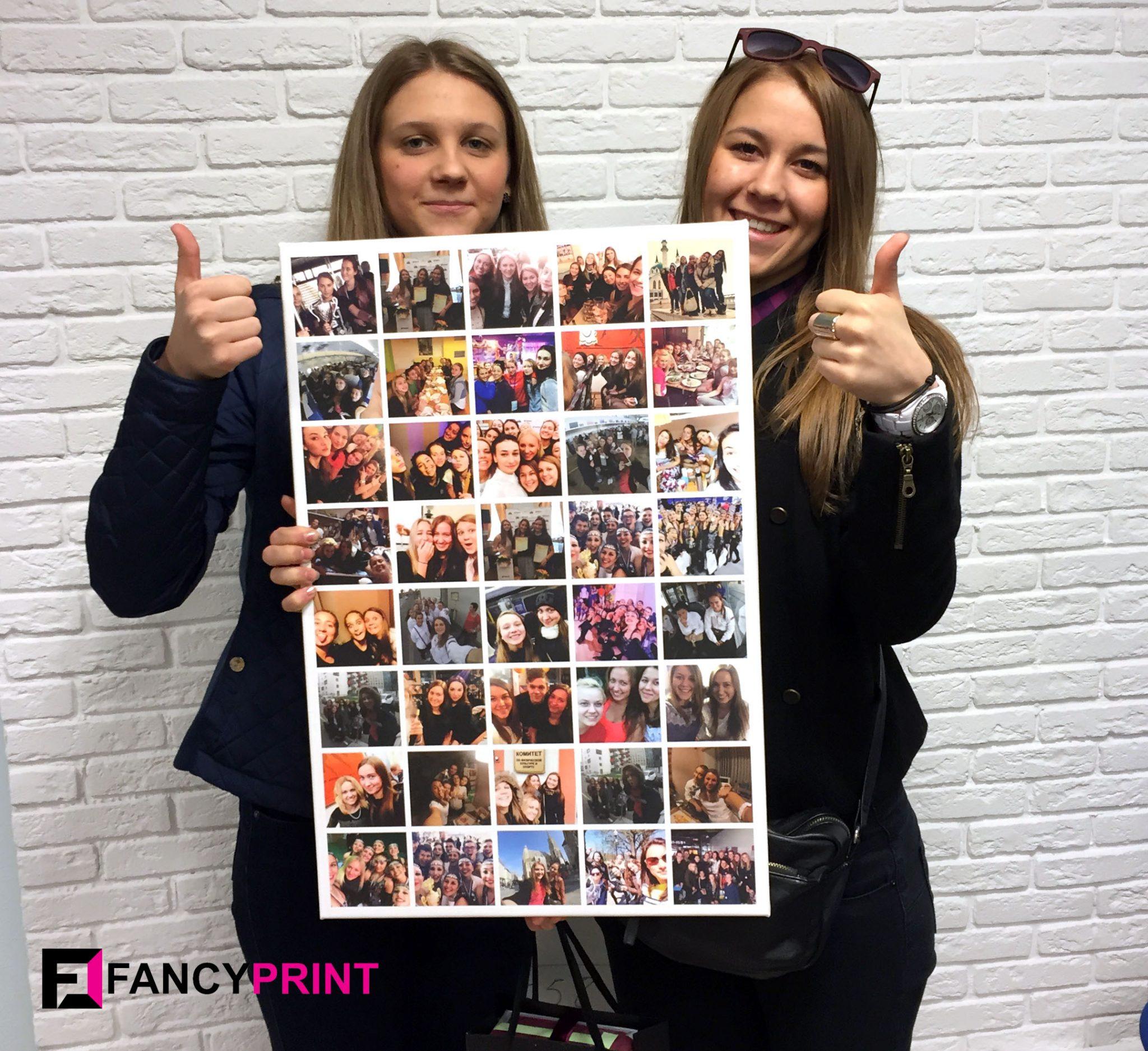 Подарки с нашими фотографиями